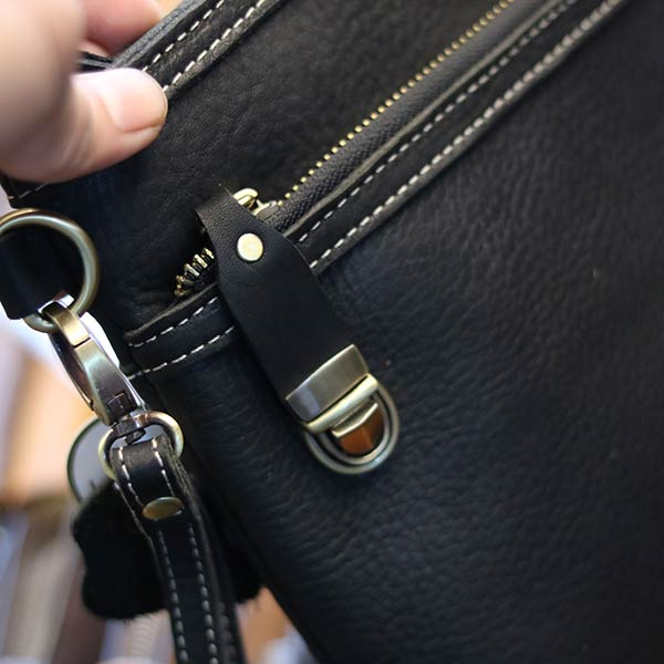 Túi cầm tay da bò cho phái mạnh CLT15