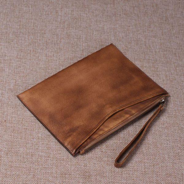 Túi da cầm tay Lano sang trọng CLT001
