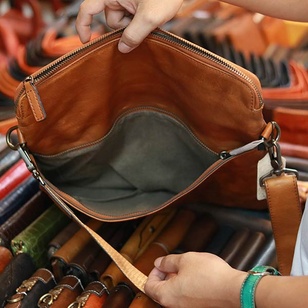 Túi da đeo chéo cầm tay cao cấp mẫu mới 2020 CLT44