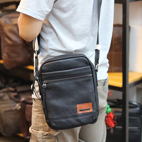 Túi da đeo chéo Lano nhỏ gọn tiện lợi KT153