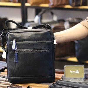 Túi da đeo chéo Lano thời trang KT122