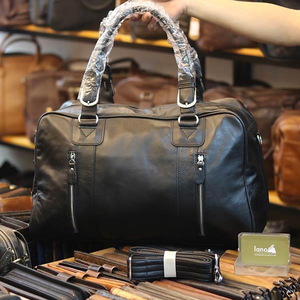 Túi da du lịch thời trang Lano TT18