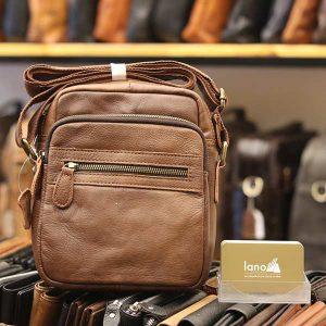Túi da nam giá rẻ Lano thời trang KT106