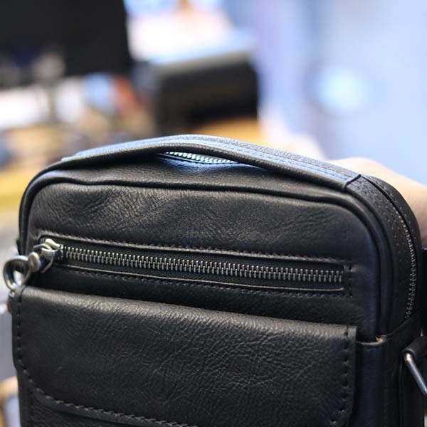 Túi da nam Lano mới lạ KT121