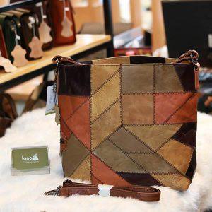 Túi da nữ phong cách mới Lano TXN038