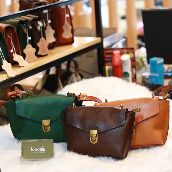 Túi da nữ thời trang Lano TXN042