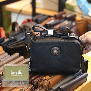 Túi đeo chéo mini Lano da bò nhỏ gọn KT182