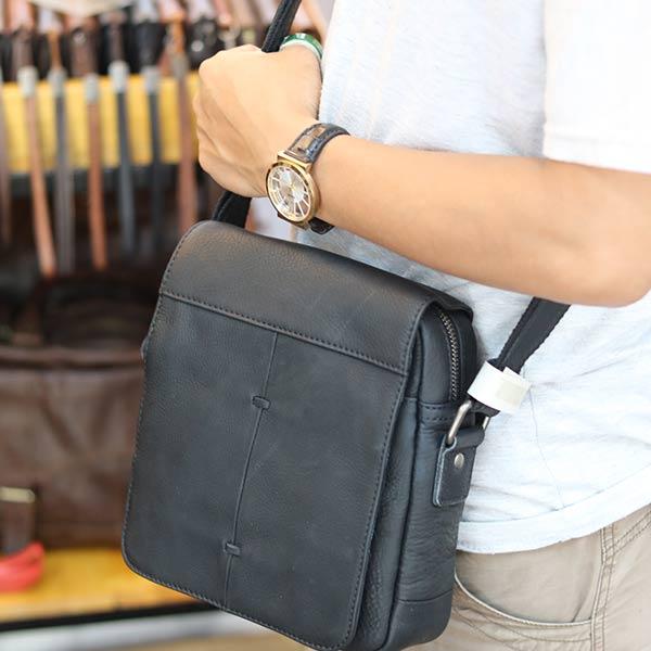 Túi đeo chéo da bò Lano sang trọng thời trang KT107