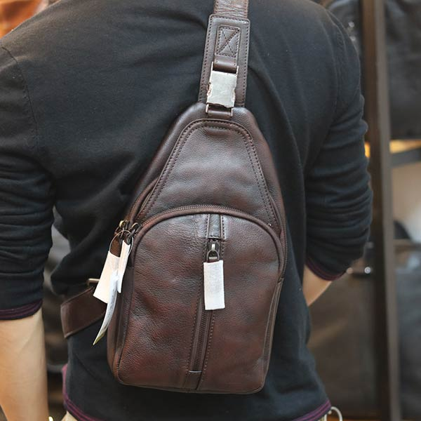 Túi đeo ngực mẫu mới độc lạ Lano TDL72