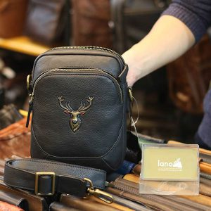 Túi đeo ngực sling kết hợp đeo chéo cao cấp TDL74