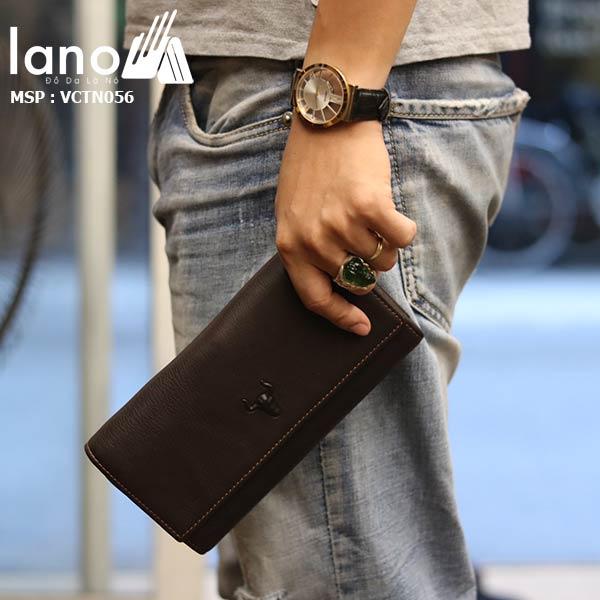 Ví cầm tay 3 gấp thời trang tiện lợi VCTN056