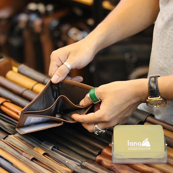 Ví Da Lano thời trang tiện lợi VDN068