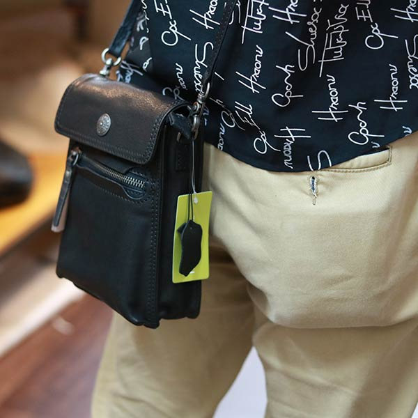 Túi đeo thắt lưng kết hợp đeo chéo Lano KT194