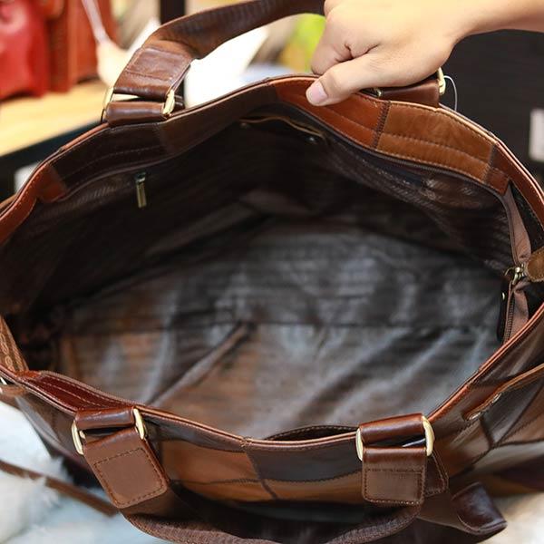 Túi xách nữ loại to dây dài Lano TXN043